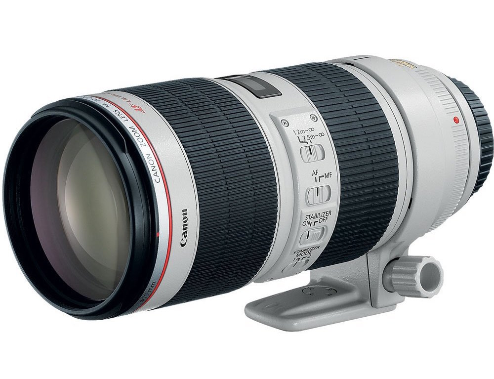 New Deals on Popular Canon L Lenses