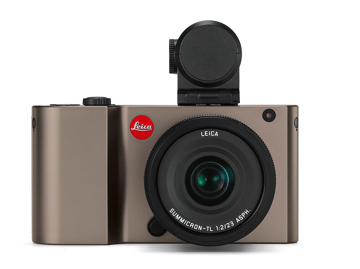 Leica TL Mirrorless Camera Officially Announced