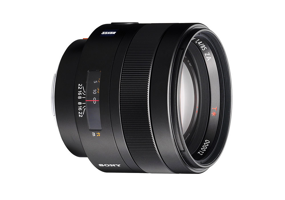 sony 85mm. sony 85mm f/1.4 carl zeiss planar t* replacement coming soon m