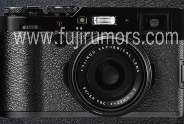 First Fujifilm X100F images leaked on the web