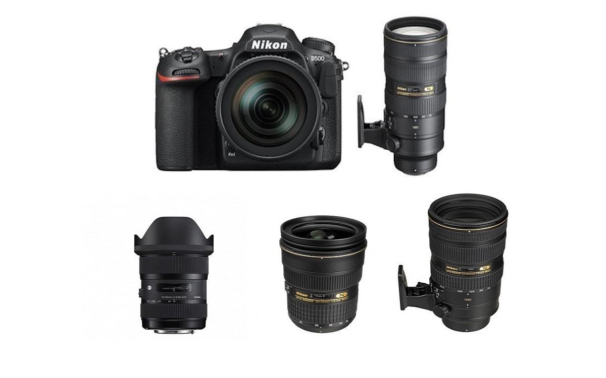 Best Lenses for Nikon D500 Camera