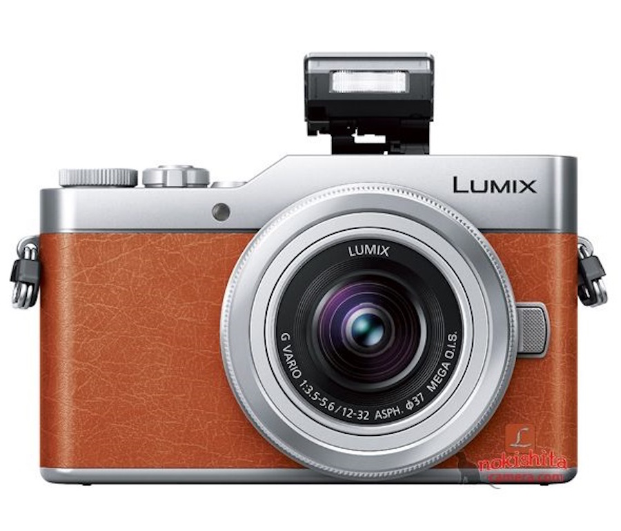 First Panasonic GF9 specs and images leaked online