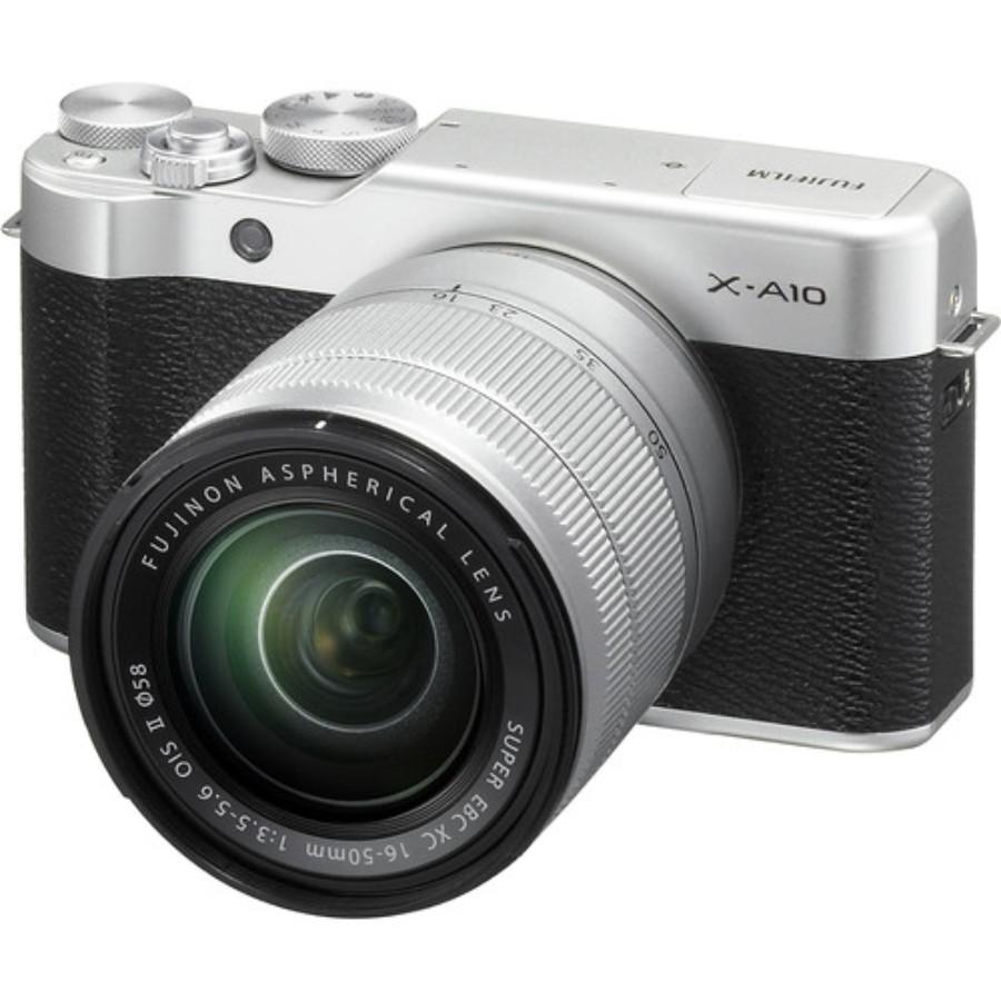 Fujifilm X-A10 Mirrorless Camera Officially Announced