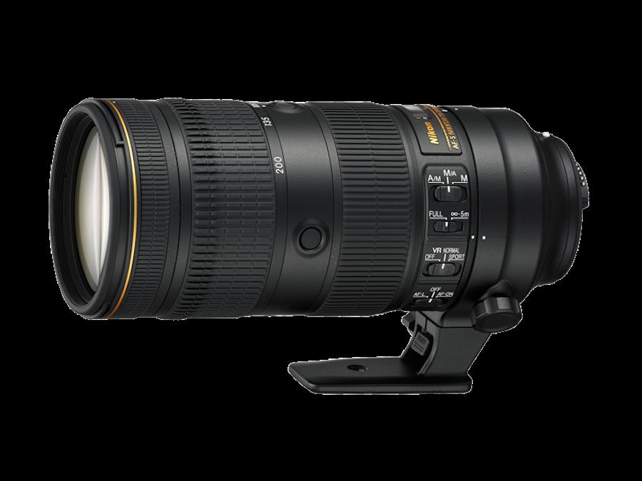 Nikon 70-200mm f/2.8E FL ED AF-S VR lens reviews