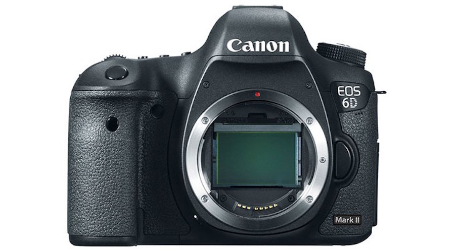 Canon 6D Mark II rumored to feature 28MP sensor