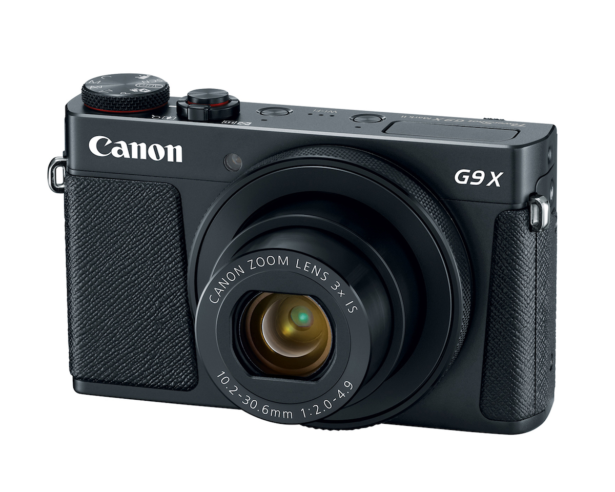 Canon PowerShot G9 X Mark II Officially Announced