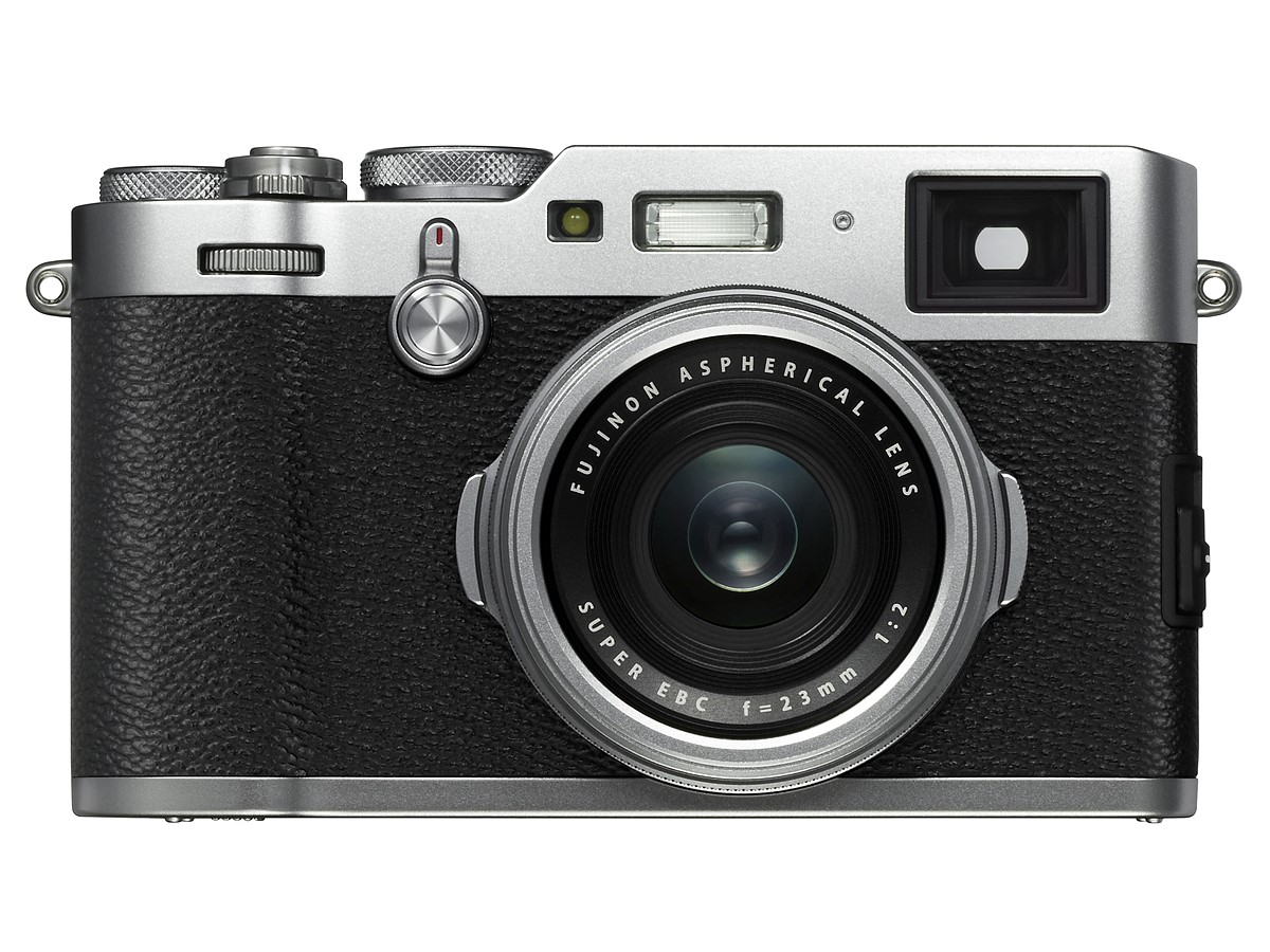 Fujifilm X100F camera becomes official with 24.3MP sensor