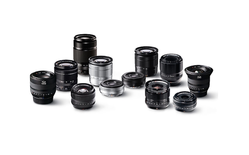 Full List Of Fujifilm X-Mount Lenses