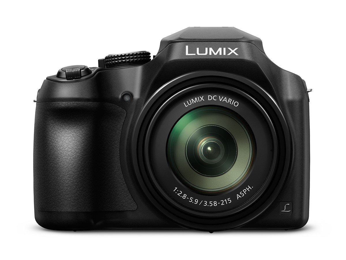 Panasonic Lumix FZ80 Camera Announced with 18MP sensor