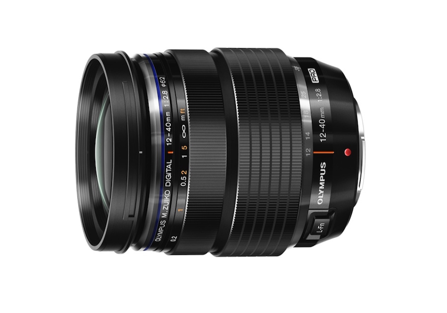 10 Most Popular Micro Four Thirds Lenses - Olympus 12-40mm f/2.8 Pro