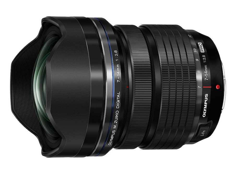 10 Most Popular Micro Four Thirds Lenses - Olympus 7-14mm f/2.8 Pro