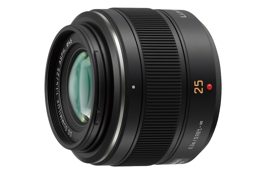 10 Most Popular Micro Four Thirds Lenses - Leica Summilux 25mm f/1.4