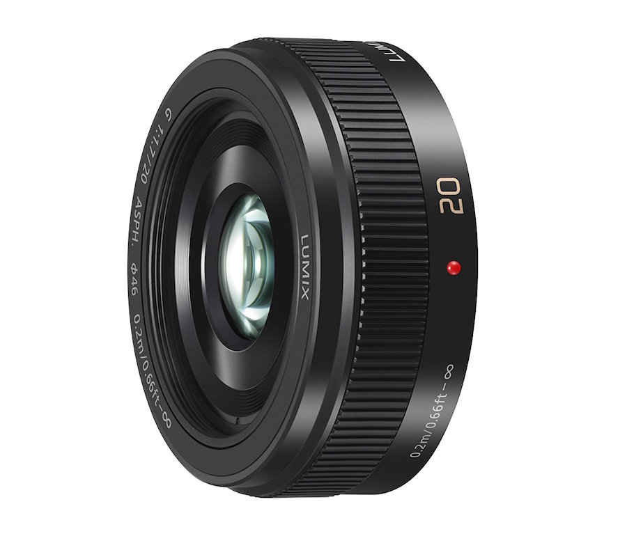 10 Most Popular Micro Four Thirds Lenses - Panasonic Lumix 20mm f/1.7 II