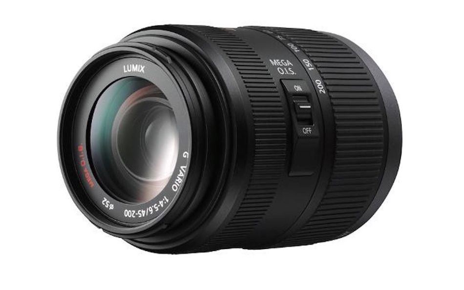 10 Most Popular Micro Four Thirds Lenses - Panasonic Lumix 45-200mm f/4-5.6