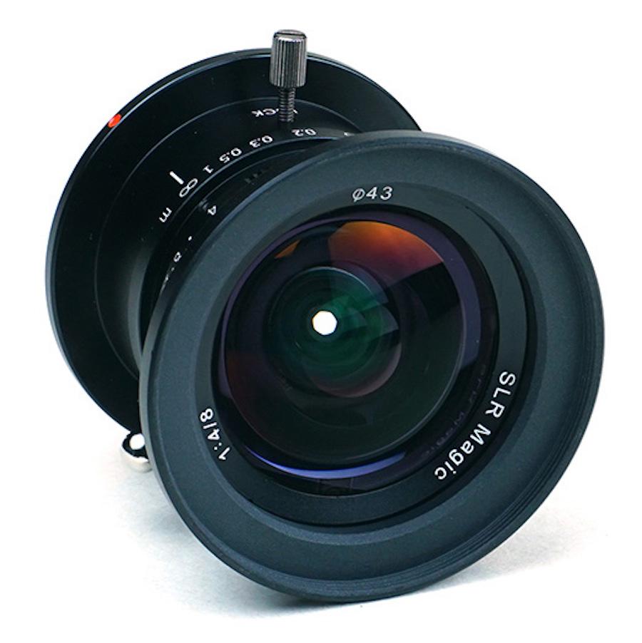 SLR Magic 8mm f/4 lens announced for Micro Four Thirds