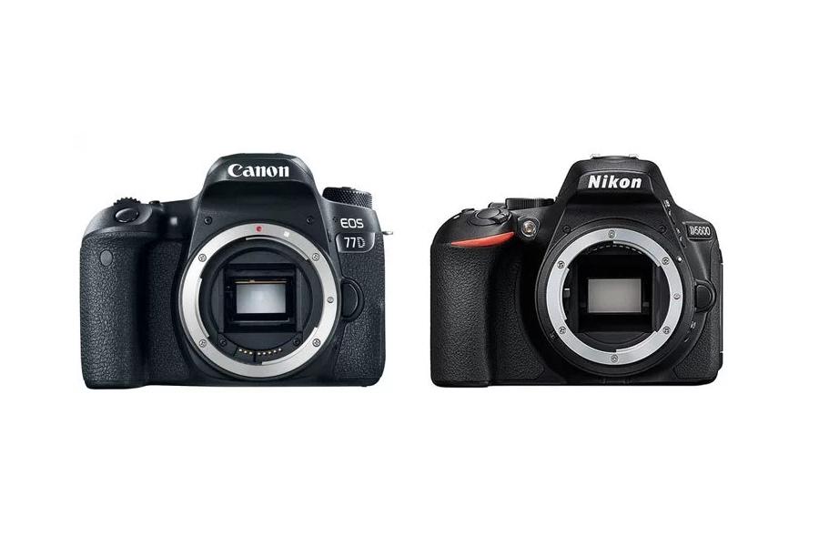 Canon 77d Vs Nikon D5600 Comparison Daily Camera News