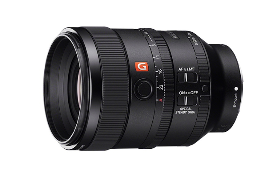 Sony Announces FE 85mm F1.8 and FE 100mm F2.8 STF GM OSS Lenses