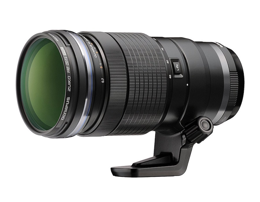 10 Most Popular Micro Four Thirds Lenses - Olympus 40-150mm f/2.8 Pro