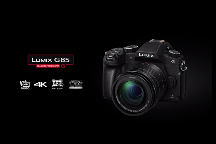 panasonic updates g85 gx85 and 100 400mm lens firmware daily camera news. Black Bedroom Furniture Sets. Home Design Ideas