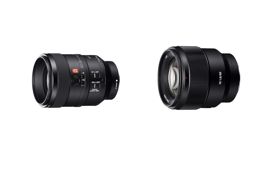 Sony FE 100mm F2.8 STF GM OSS and FE 85mm F1.8 Lens Reviews and Samples