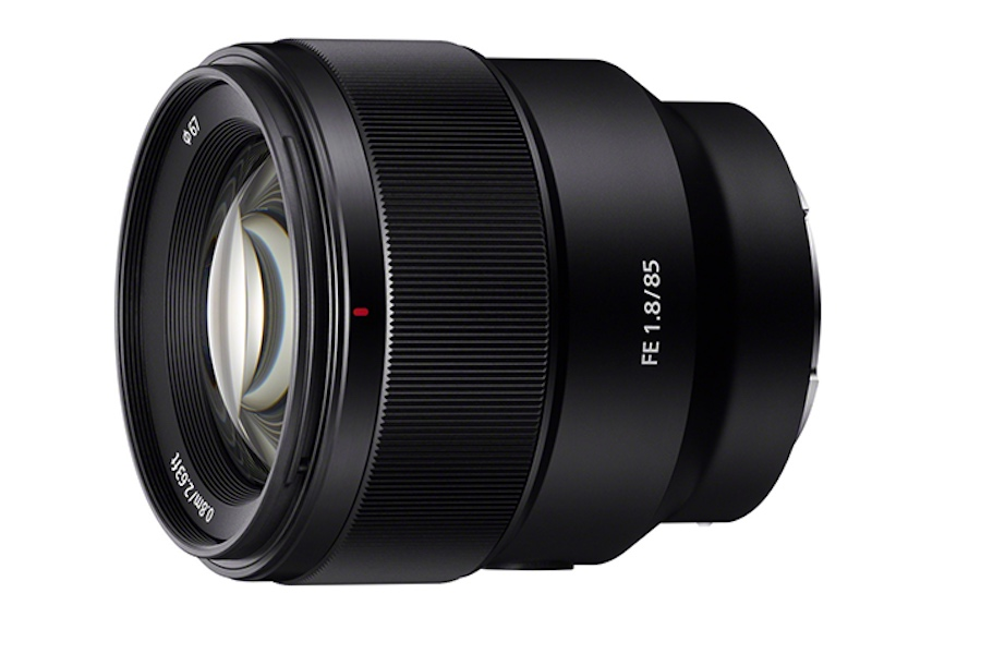 Sony unveils FE 85mm F1.8 and FE 100mm F2.8 STF GM OSS Lenses