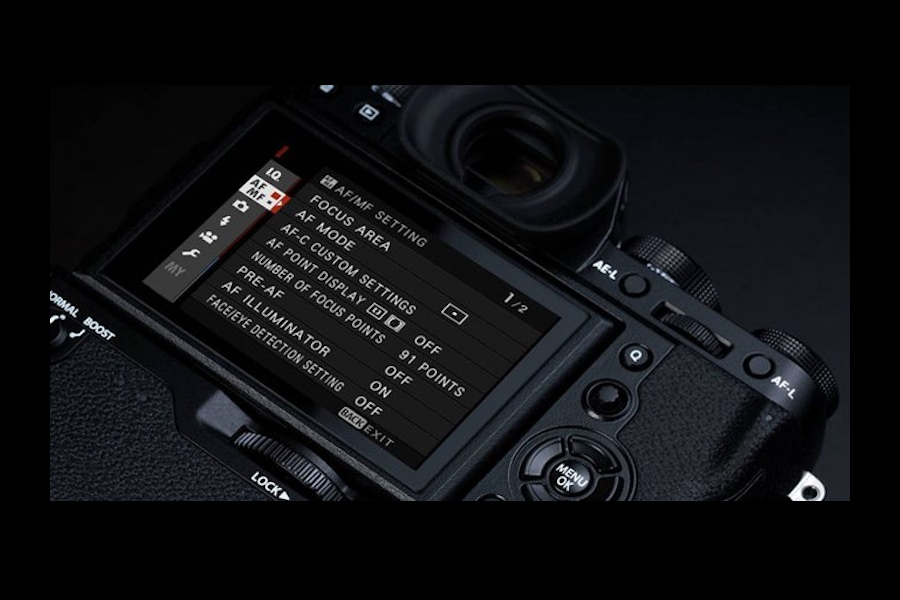 Fujifilm X-T2 Firmware Update 4.01 Released