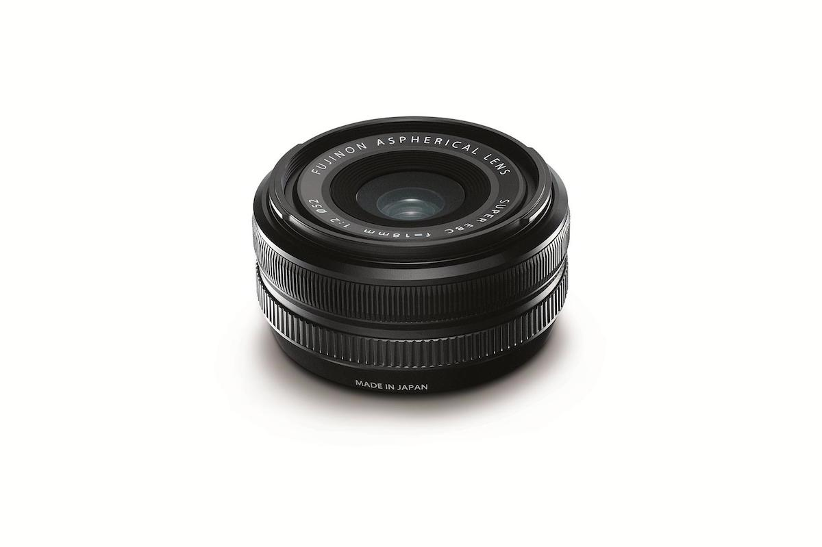 Fujifilm is planning to release XF 18mm F2 Mark II lens