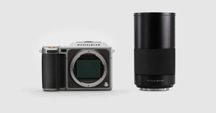 Hasselblad announces XCD 3.5/120mm macro and three primes