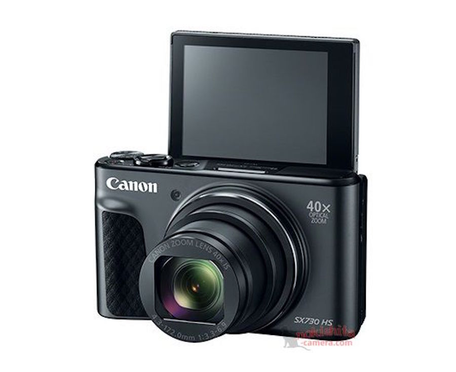 canon powershot sx730 hs specs leaked before launch event daily camera news. Black Bedroom Furniture Sets. Home Design Ideas