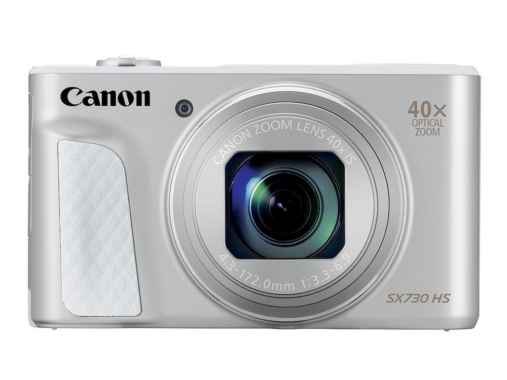 Canon PowerShot SX730 HS announced with 40x optical zoom lens