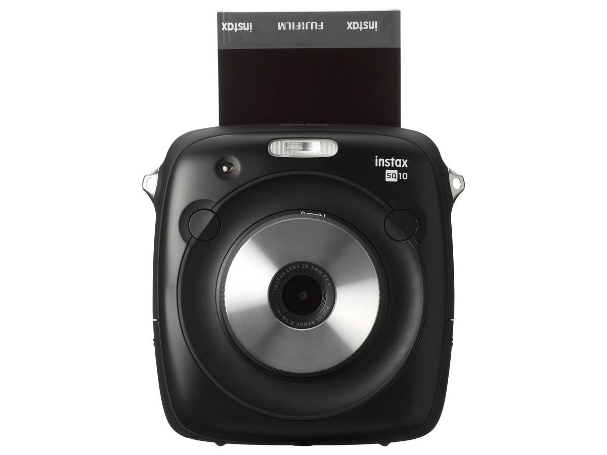 Fujifilm Instax Square SQ10 is the First Hybrid Instax Camera