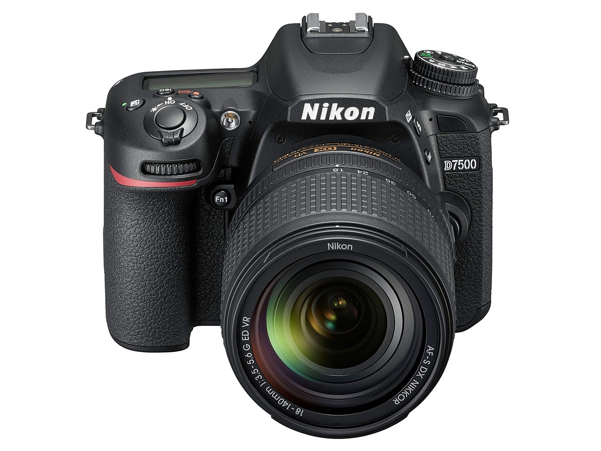 Nikon D7500 DSLR Camera Officially Announced, Price $1,249