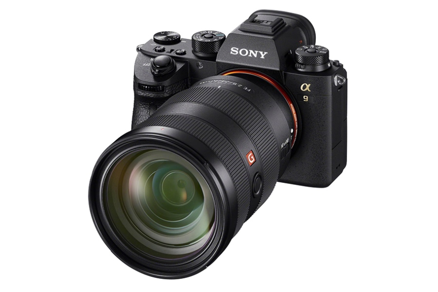 Sony A9 high-end full frame sports camera announced with 24MP Sensor and 20fps