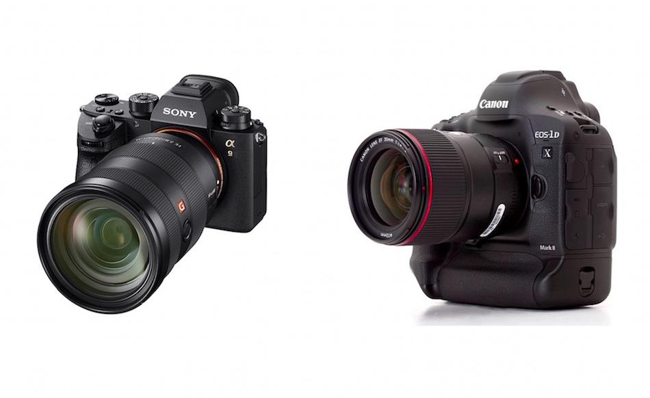 Sony A9 vs Canon 1D X II – Comparison