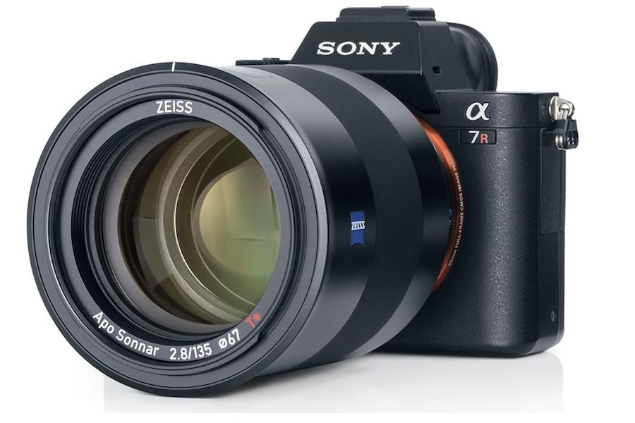 Zeiss Batis 135mm f/2.8 APO Sonnar FE lens officially announced