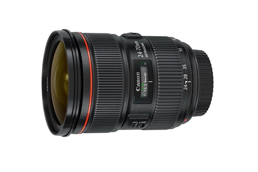 Canon EF 24-70mm f/2.8L IS USM lens is in the works