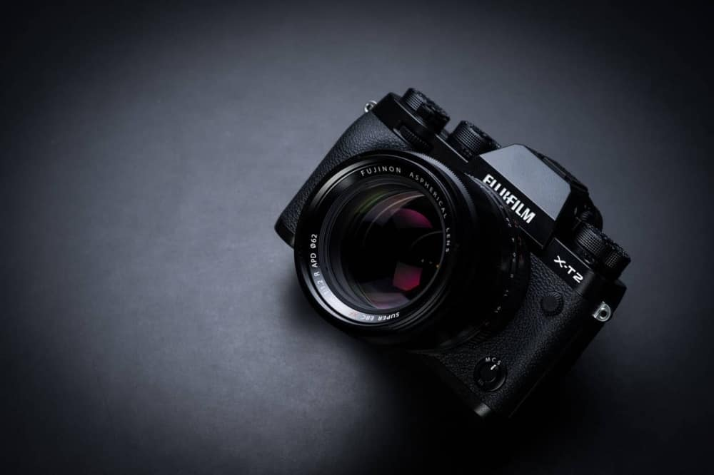 Fujifilm X-T2 Firmware Version 4.00 Now Available for Download