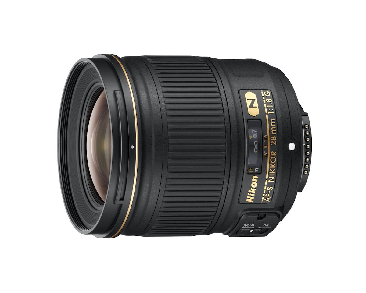 New Nikon 28mm f/1.4 Lens to be Announced Soon!