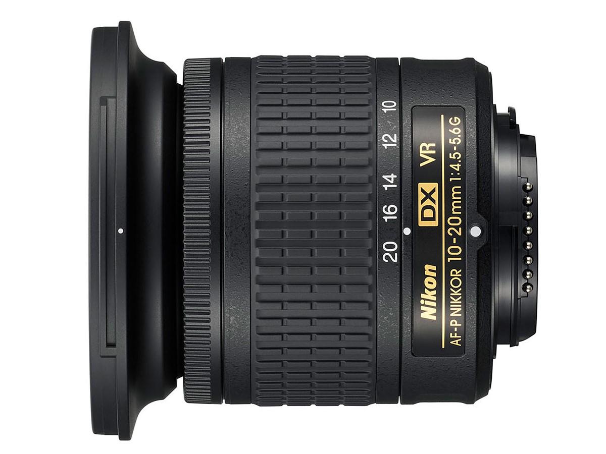 Nikon AF-P DX NIKKOR 10-20mm f/4.5-5.6G VR lens announced for DX-format