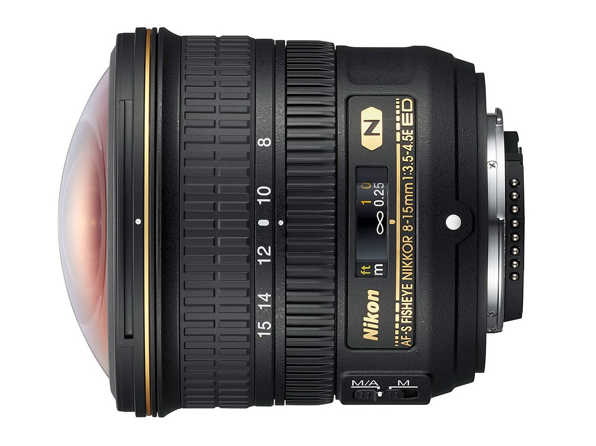 Nikon unveils the AF-S Fisheye NIKKOR 8-15mm f/3.5-4.5E ED lens
