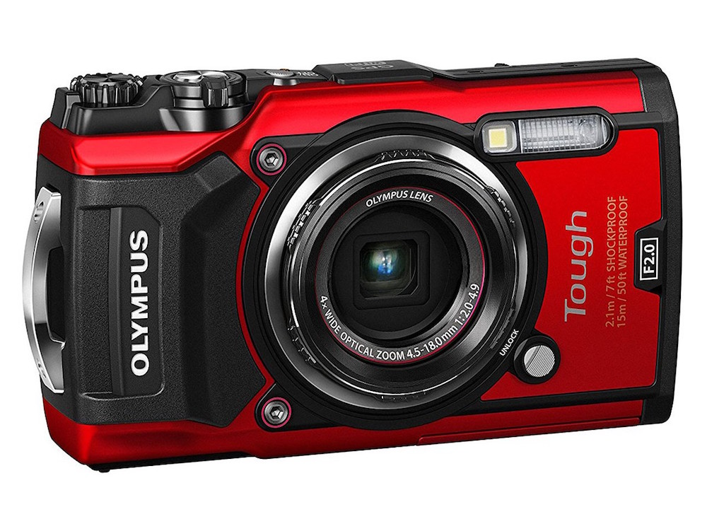Olympus TG-5 Rugged Camera Officially Announced