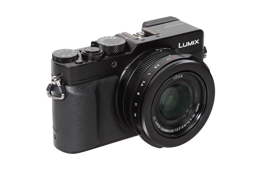 Panasonic LX200 camera is in the works