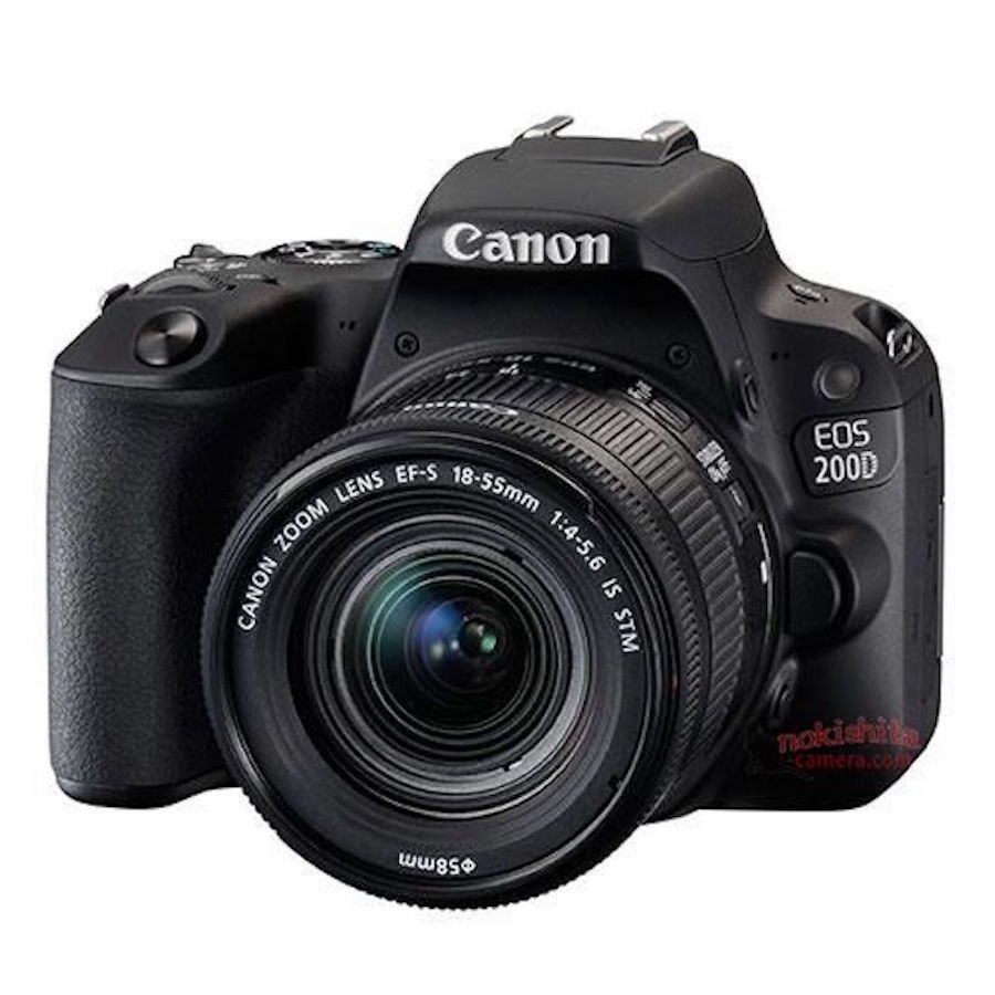 Canon EOS Rebel SL2 Specs, Images Leaked
