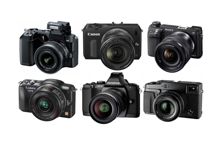 Best Mirrorless Cameras 2017