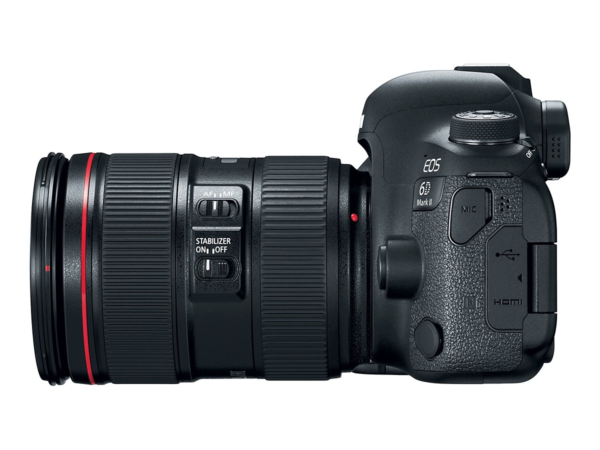 canon eos 6d mark ii officially announced price 1 999 daily camera news. Black Bedroom Furniture Sets. Home Design Ideas
