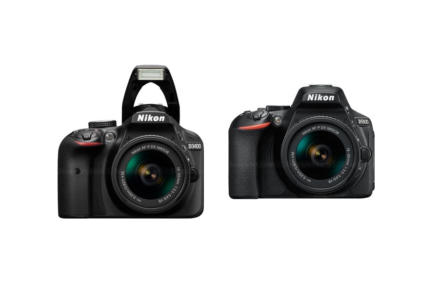 New Nikon D3400 and D5600 firmware updates released - Daily