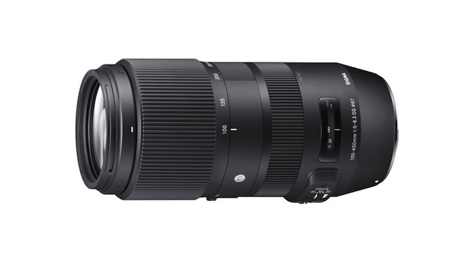 Sigma Updates Firmware for 100-400 f/5-6.3 OS C (Canon) & MC-11 EF-E