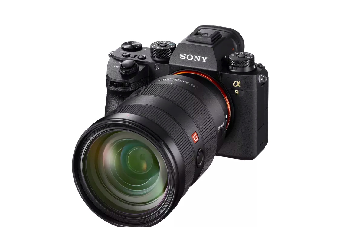 Sony A9 Firmware Update Version 2.00 Released