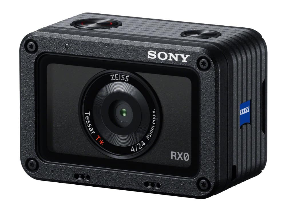 Sony RX0 Firmware Version 2.00 Released