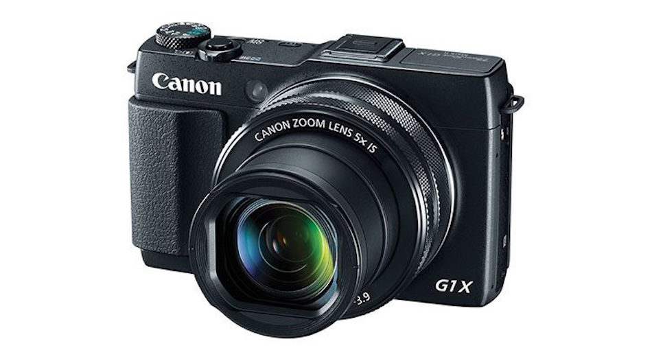 Canon PowerShot G1 X Mark III Announcement Schedule for October, 2017